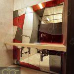 آینه ترکیب بندی
