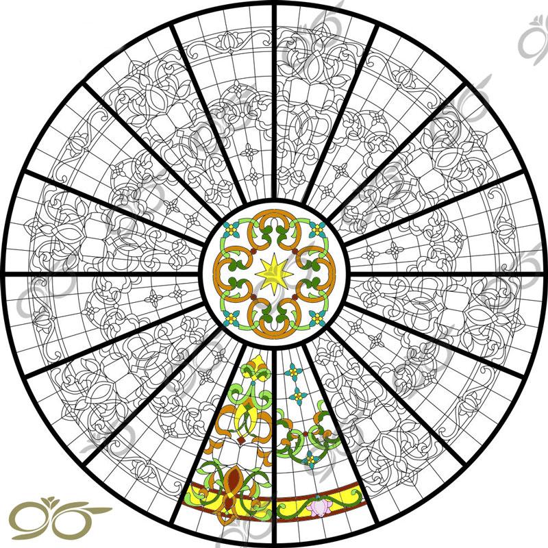 گنبد شیشه ای استین گلس - ارومیه
