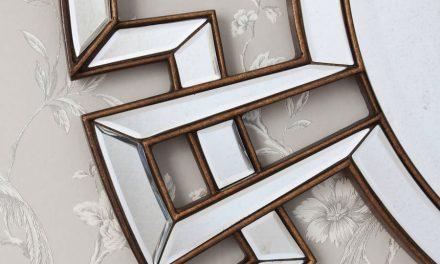 آینه های دکوراتیو ; کاژه تولید کننده تخصصی آینه های دکوراتیو و سفارشی