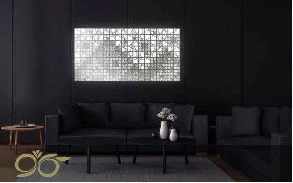 سیستم نور پردازی جدید KUMIKO OLED