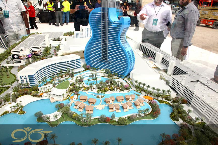 هتل هارد راک در فلوریدا