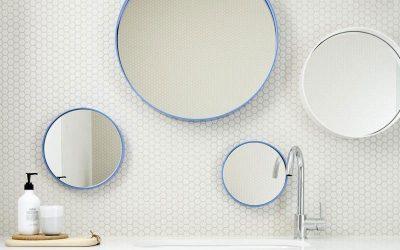 ایده ای برای آینه کاری در سرویس های بهداشتی
