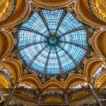 گنبد شیشه ای لافایت ; فرانسه