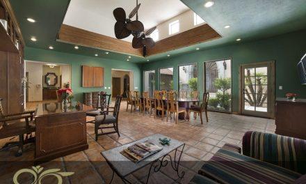 نگاهی به خانه ۹٫۵ میلیون دلاری مایکل جکسون در لاس وگاس