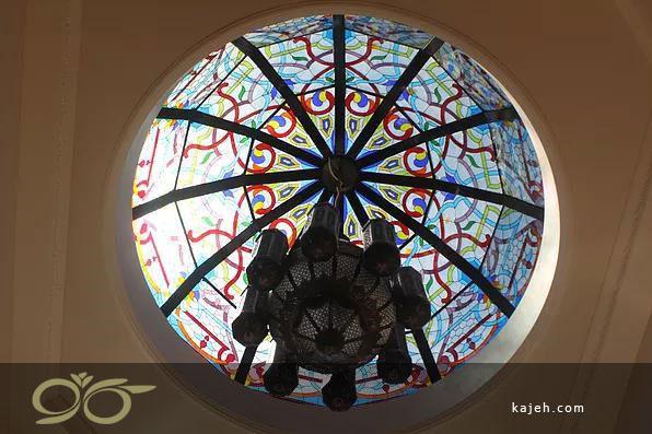 گنبد شیشهای استیند گلس – «خانه کشاورزی اردن»