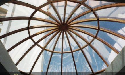 سازه های نورگیر پلی کربنات
