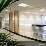 شیشه های تزئینی جداکننده فضا