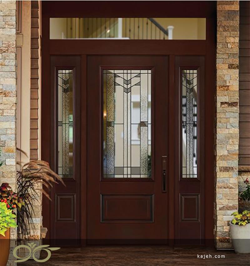 درب های تزئینی