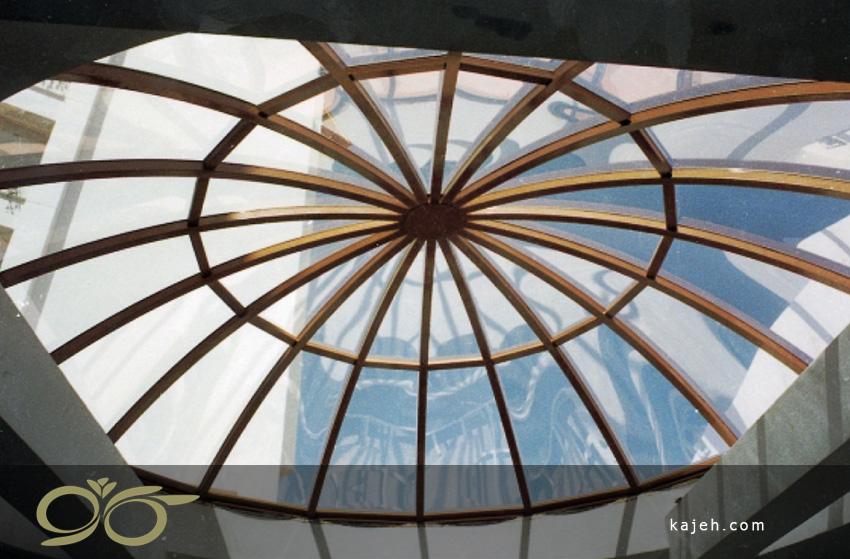 کاربرد گنبدها و سقف های تونلی پلی کربنات