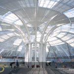 گنبد های نور گیر پلی کربنات