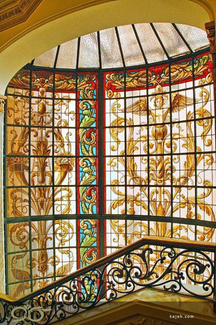 نورگیر و گنبد شیشه ای استیند گلس