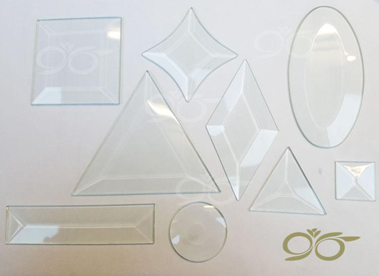 شیشه استین گلس - تراش شیشه - کاژه