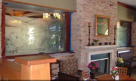 کاربرد پارتیشن های استیند گلس در دکوراسیون داخلی منازل مسکونی
