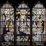 تاریخچه ی استفاده از شیشه های استیند گلس در معماری