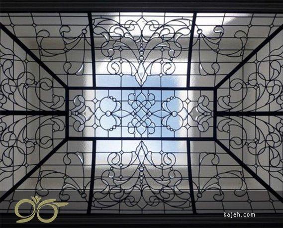 پوشش های سقفی استیند گلس