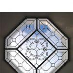 شیشه های تزئینی استیند گلس