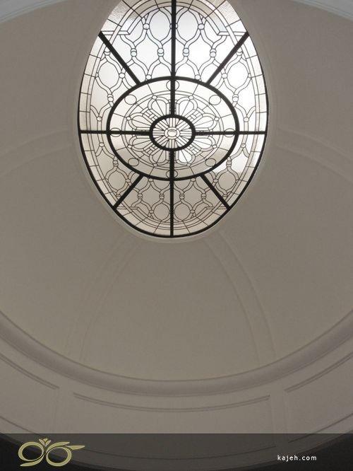 گنبدهای شیشه ای استیند گلس