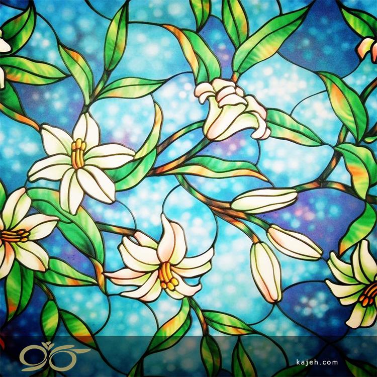 شیشه های تزئینی استیندگلس