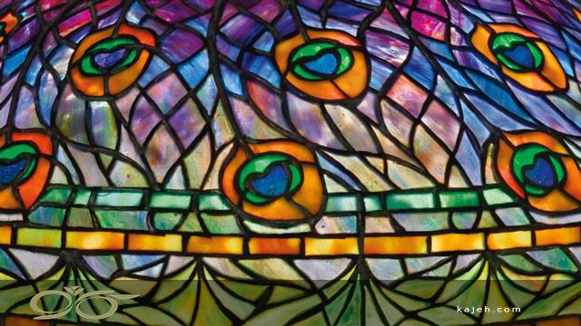 شیشه های رنگی استیندگلس