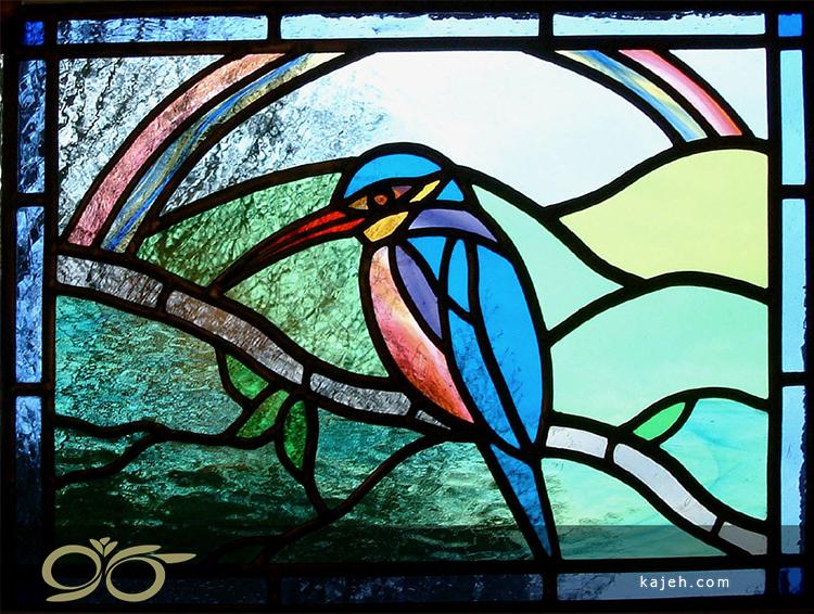 کاربردهای عمومی شیشه های تزئینی استیندگلس
