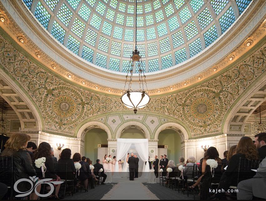 تاریخچه معماری مرکز فرهنگی شیکاگو