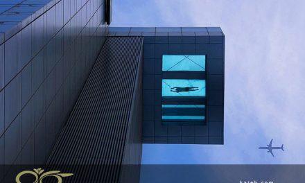 کاربرد استخرهای شیشه ای در ویلا و هتل
