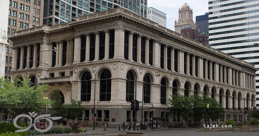 مرکز فرهنگی شیکاگو، جاذبه دیدنی