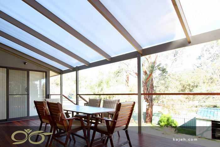 کاربرد نورگیر پلی کربنات برای پوشش سقف