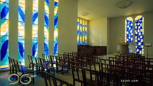 کلیسای کوچک ونس، 1949-51