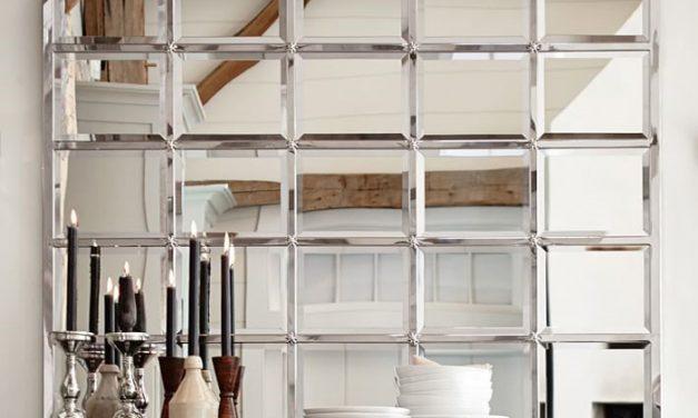 آینه های دکوراتیو دیواری برای تزیین منزل