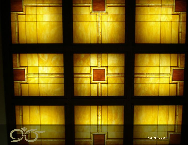 گنبد شیشه ای استیند گلس برای خانه شما