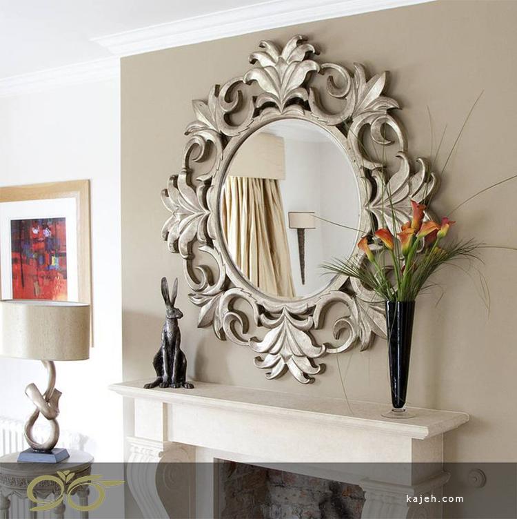 هفت روش الهام بخش برای داشتن یک آینه در اتاق نشیمن