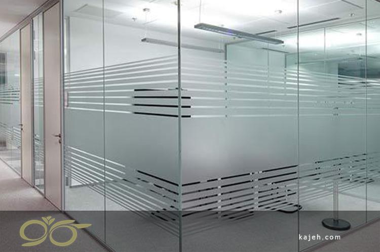 مزایای نصب پارتیشن شیشه ای در محل کار