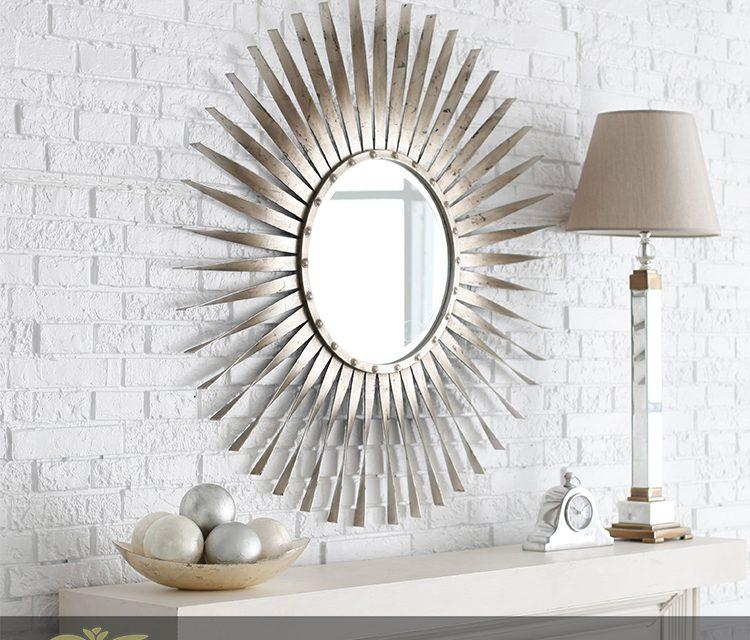 خرید آینه و نصب روی دیوار؛ دکوراسیون با آینه انعکاسی از ترند جدید ۲۰۱۸