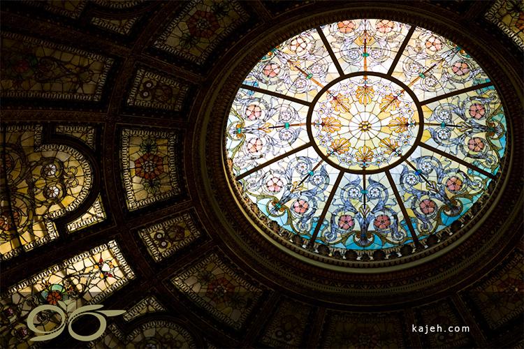 نصب گنبد شیشه ای استیندگلس برای خانه شما | بخوانید و بدانید