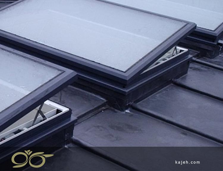 چگونه از امنیت سقف نورگیر بازشونده خود اطمینان حاصل کنم؟