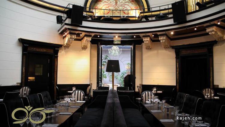 نصب گنبد استیندگلس در رستوران چه مزایایی دارد؟