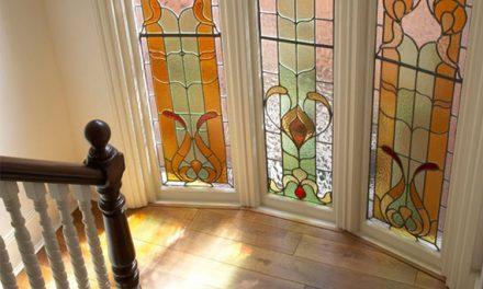 شیشه های استیندگلس و دکوراسیون داخلی