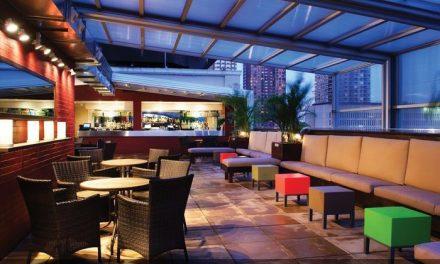 اجرای پوشش سقف با نورگیرهای پلی کربنات
