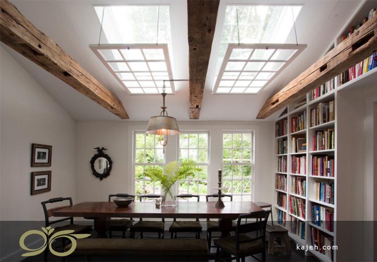 چند ایده برای طراحی نورگیر