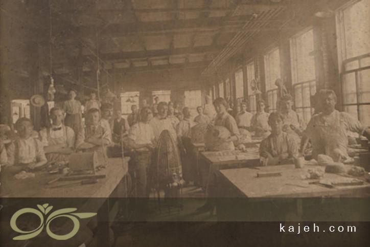 تاریخچه تیفانی و خواستگاه این تکنیک – نگاهی به صنعت شیشه گری ( این بخش : تیفانی )
