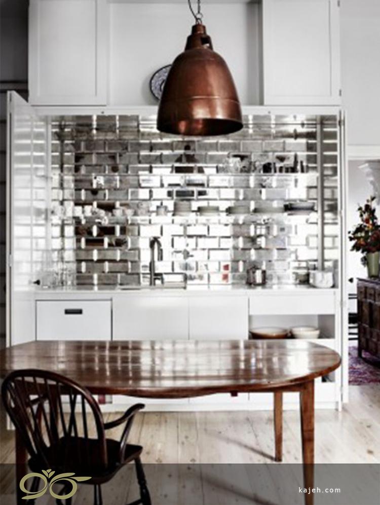 16 روش خلاقانه برای تزئین فضای اتاق با آینه دکوراتیو