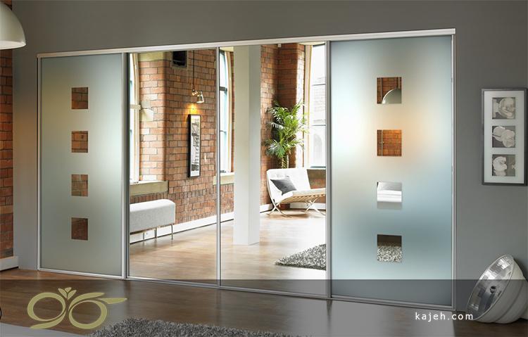 نحوه نصب آینه برای داشتن نور بیشتر در محیط
