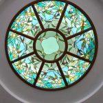 طراحی سقف کاذب شیشه ای برای منازل