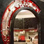 کاربرد شیشه های رنگی در دکوراسیون داخلی منازل