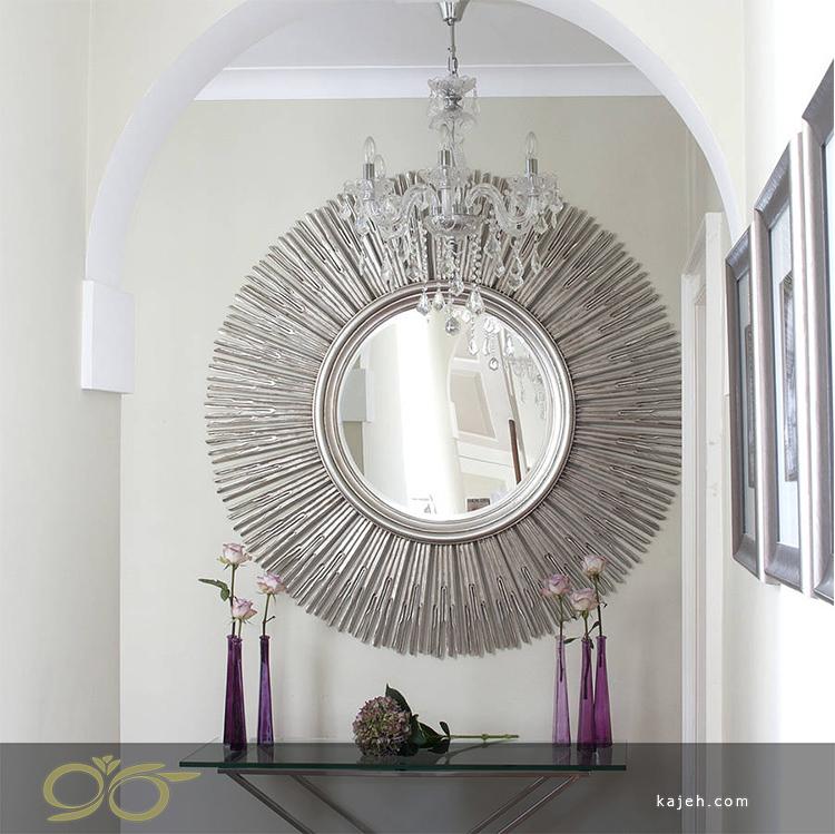 9 راه حل متفاوت استفاده از آینه های دکوراتیو در خانه