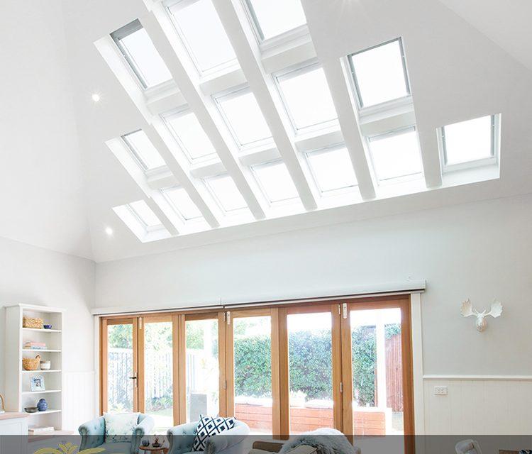 پنجره سقفی با نورگیر چه تفاوتی دارد؟