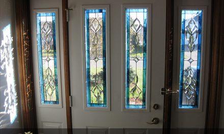 شیشه درب لابی ؛ انواع، کاربرد و جنس ها