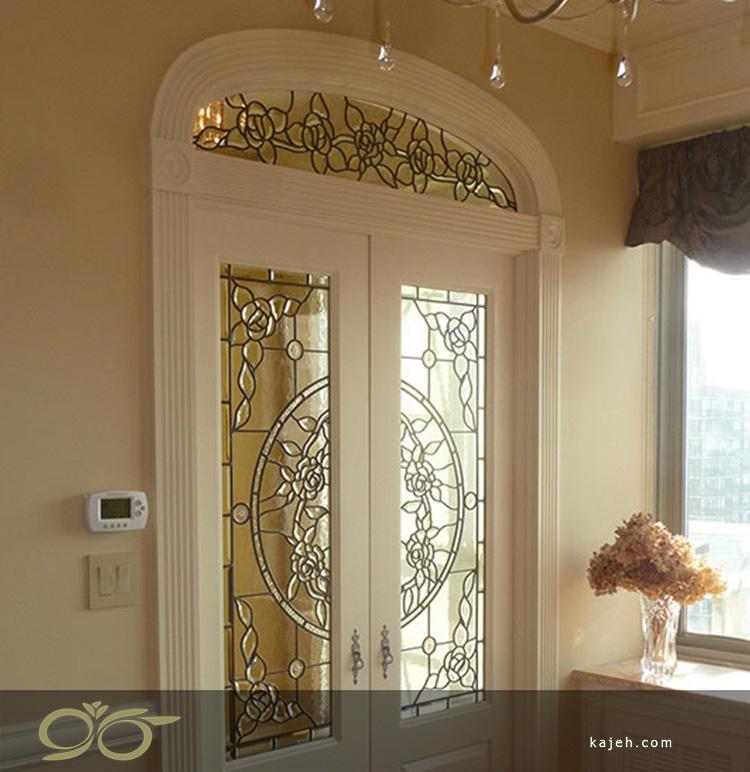 از شیشه های تزئینی برای چه مکان های می توان استفاده کرد؟