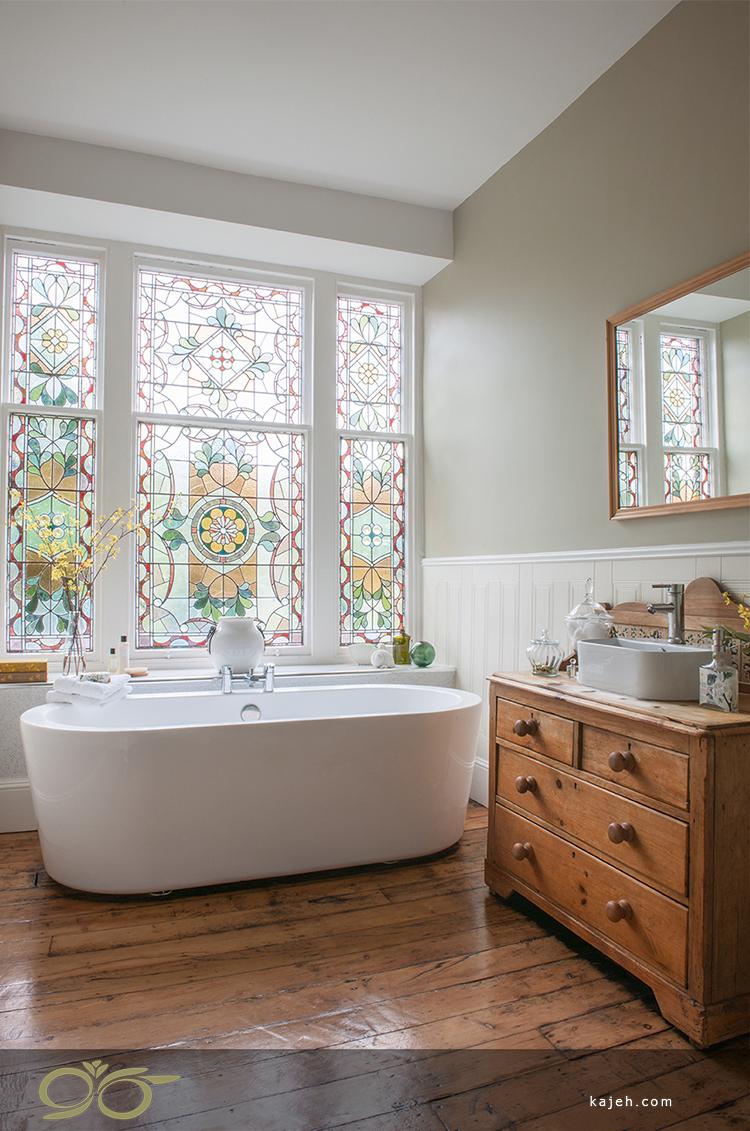 جایگزینی با پنجره های تزئینی